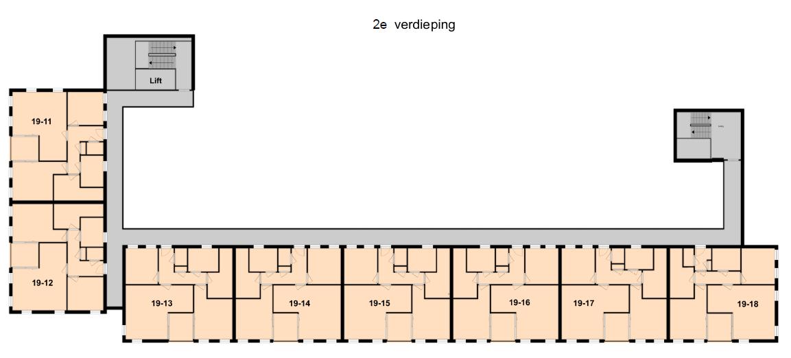 2e verdieping Zuiderspoorstraat 19